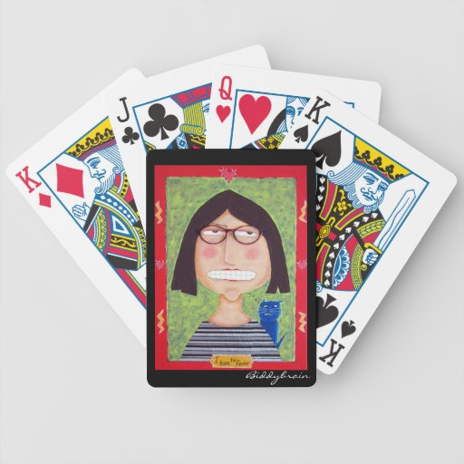 I Have The Power Playing Cards