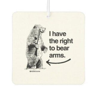 I HAVE THE RIGHT TO BARE ARMS