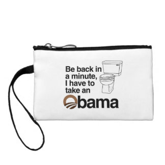 I HAVE TO TAKE AN OBAMA COIN WALLETS