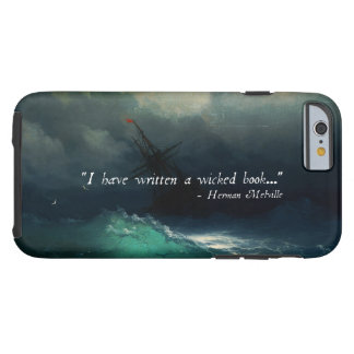 """""""I Have Written a Wicked Book..."""" iPhone Case"""