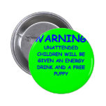 i haye kids pinback buttons