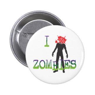 I Headshot Zombies Button