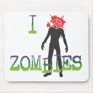 I Headshot Zombies Mouse Pad