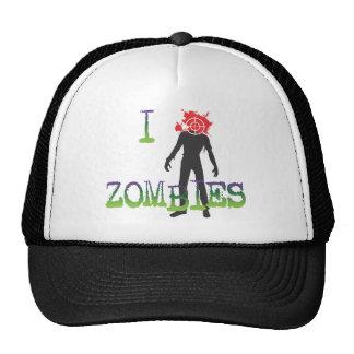 I Headshot Zombies Trucker Hat