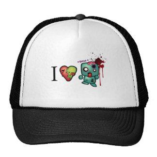 I Headshots del corazón Gorras