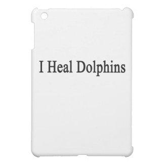 I Heal Dolphins Case For The iPad Mini