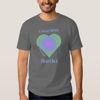 I Heal With Reiki T-Shirt
