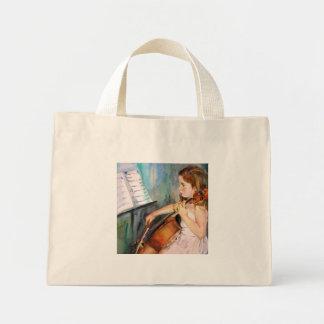 I Hear a Symphony Canvas Bag