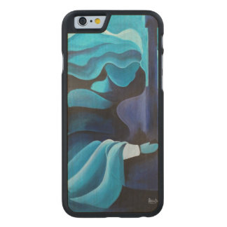 I hear music in the air 2010 carved® maple iPhone 6 slim case