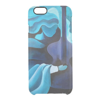 I hear music in the air 2010 clear iPhone 6/6S case