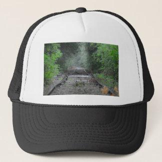 I Hear the Train a Comin Trucker Hat