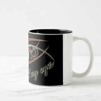 """""""I hear with my eyes"""" Mug #1"""