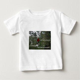 I heard a bird sing... baby T-Shirt
