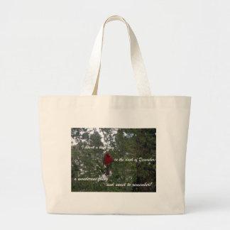 I heard a bird sing... bags