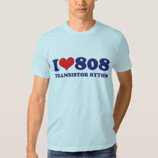 I Heart 808 T-shirt