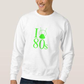 I Heart 80s Sweatshirt