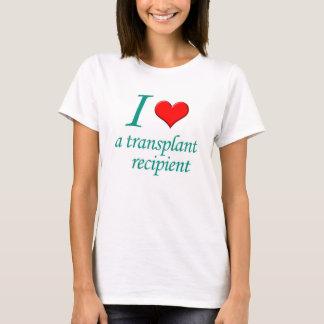 I *heart* a Transplant Recipient tee