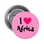 I Heart Africa Pins
