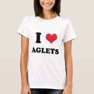 I (heart) Aglets T-Shirt