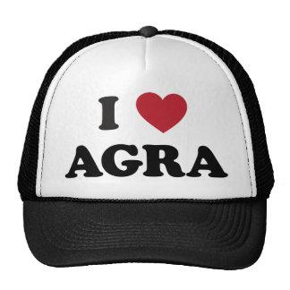 I Heart Agra India Trucker Hat