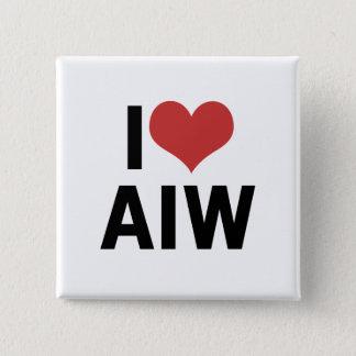 I Heart AIW Button