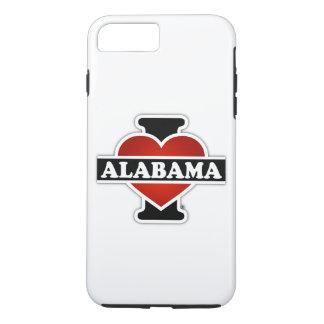 I Heart Alabama iPhone 7 Plus Case