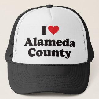 I Heart Alameda County Trucker Hat
