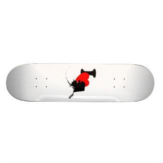 I Heart Alaska Skate Boards