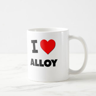 I Heart Alloy Mugs