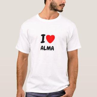 I heart Alma Tshirt