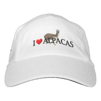 I Heart Alpaca Headsweats Hat
