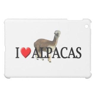 I heart alpacas case for the iPad mini