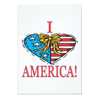 I Heart America Card