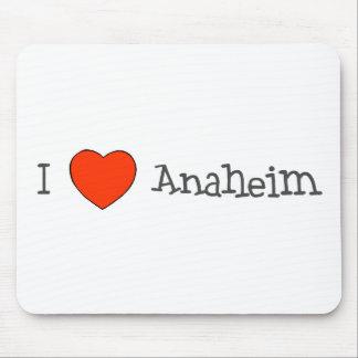 I Heart Anaheim Mouse Pad