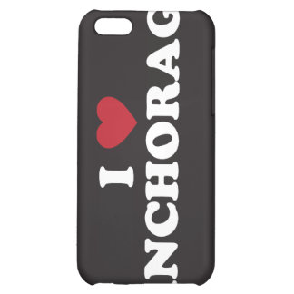 I Heart Anchorage Alaska iPhone 5C Cases