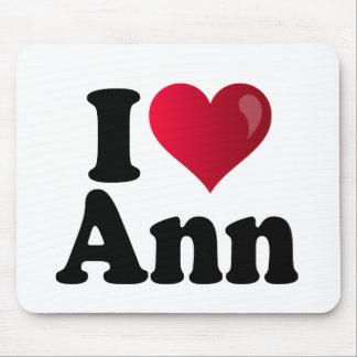I Heart Ann Romney Mouse Pad