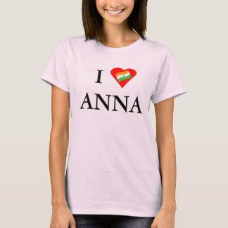 I Heart Anna (Hazare) T-Shirt