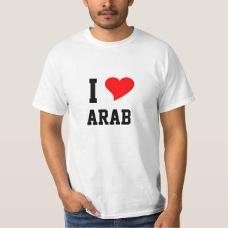 I Heart ARAB T-Shirt