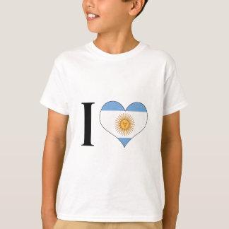 I Heart Argentina - I Love Argentina - Argentinian T-Shirt