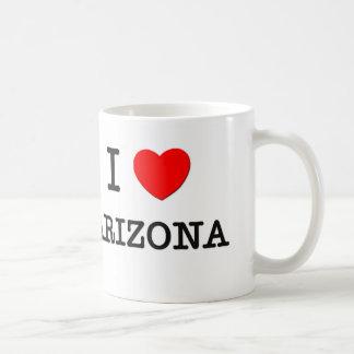 I HEART ARIZONA COFFEE MUG