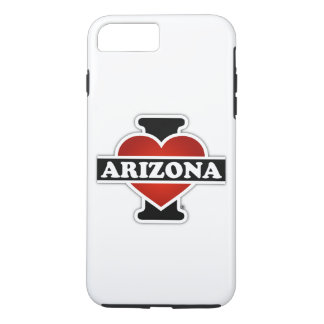 I Heart Arizona iPhone 7 Plus Case