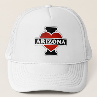 I Heart Arizona Trucker Hat