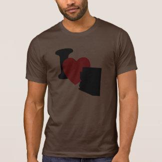 I Heart Arizona T-shirts
