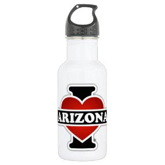 I Heart Arizona Water Bottle