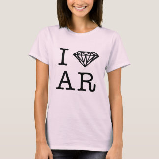 I Heart Arkansas T-Shirt