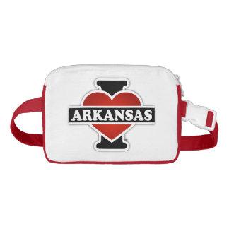 I Heart Arkansas Waist Bag