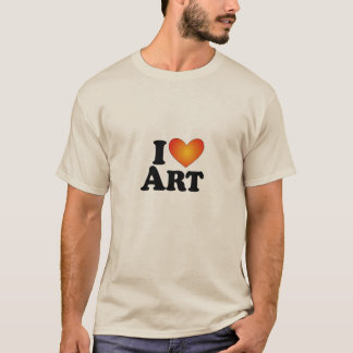 I (heart) Art - Lite Multi-Products T-Shirt