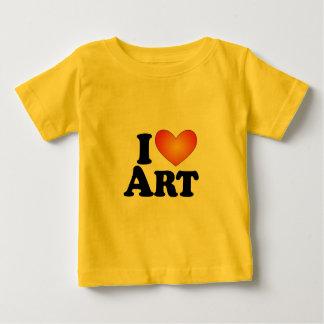 I (heart) Art - Lite Multi-Products T Shirts