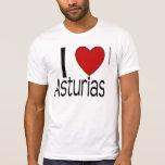 I Heart Asturias Shirt