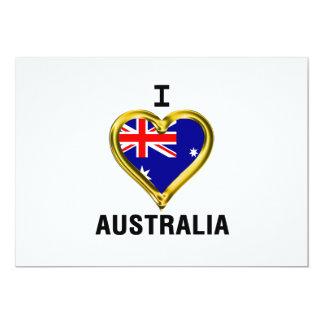 I HEART AUSTRALIA CARD